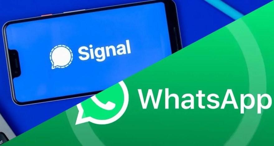 Como pasar todos tus chats de WhatsApp a Signal
