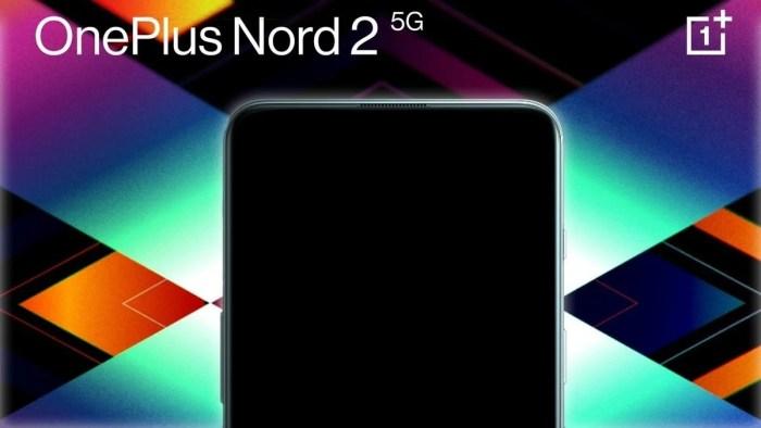 OnePlus Nord 2 5G, presentación