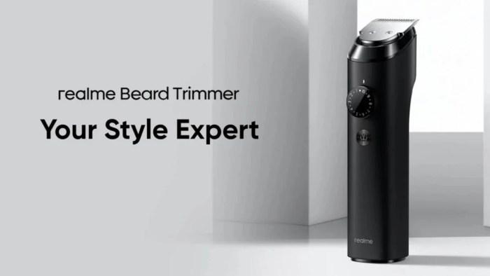 Realme Beard Trimmer