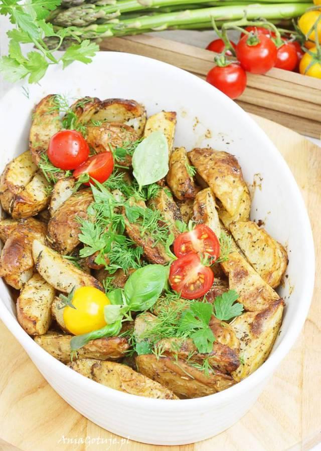 Запеченный картофель, 6 шт.