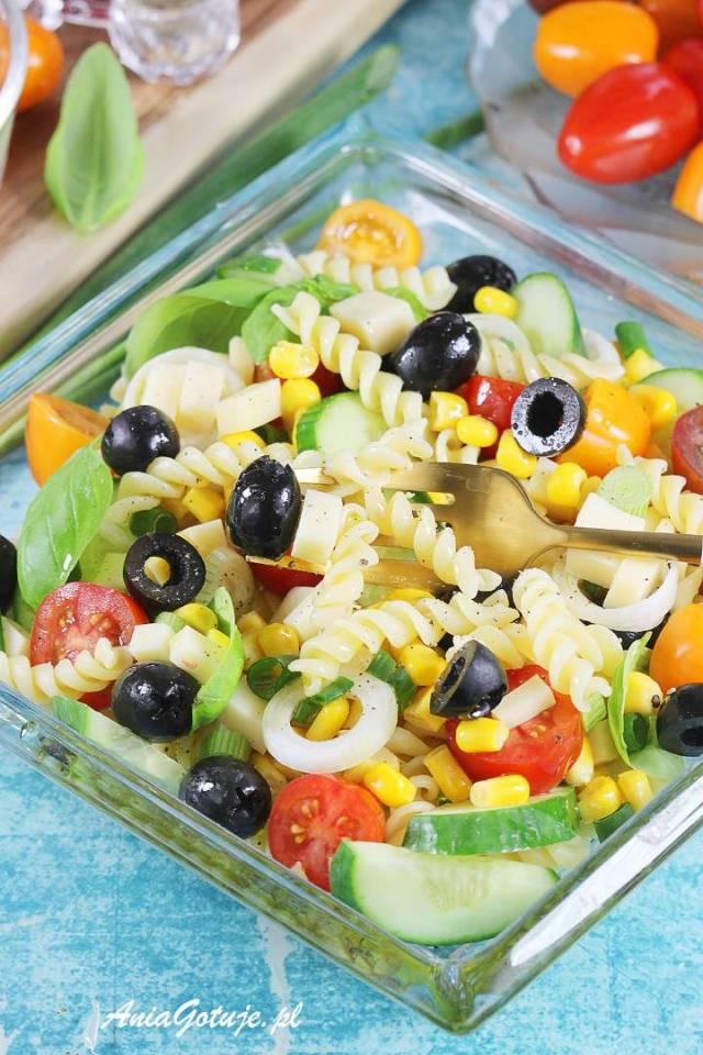 Паста салат, 10