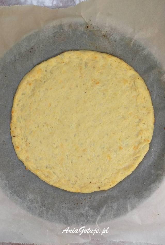 Пицца с цветной капустой, 6
