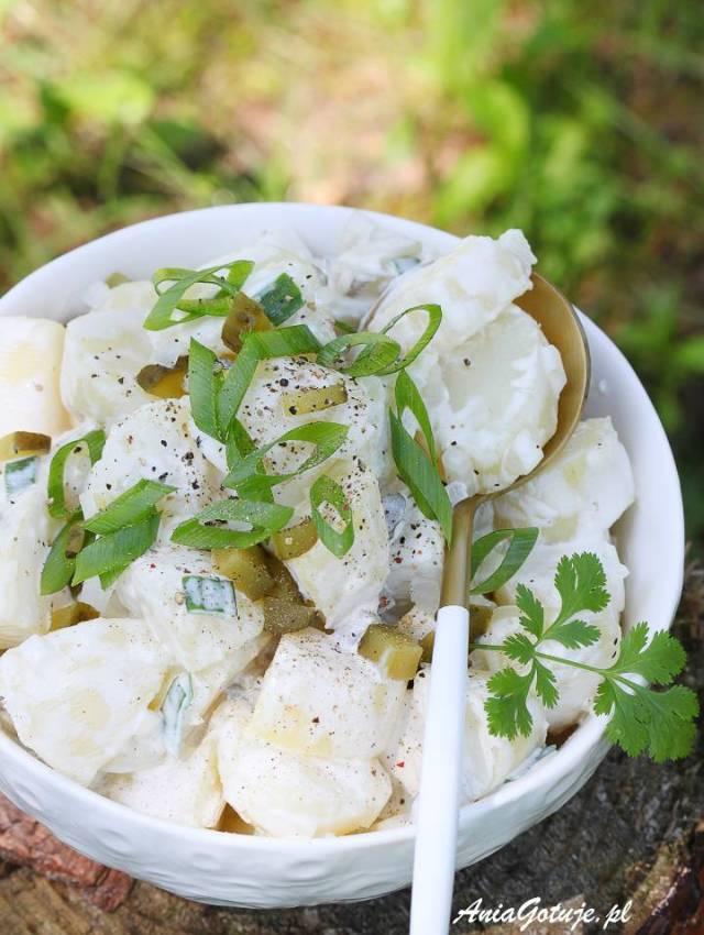 Картофельный салат, 2 шт.
