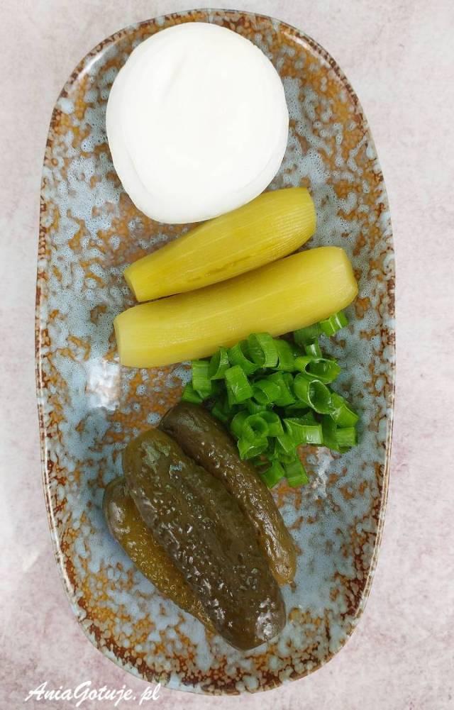 Картофельный салат, 5 шт.