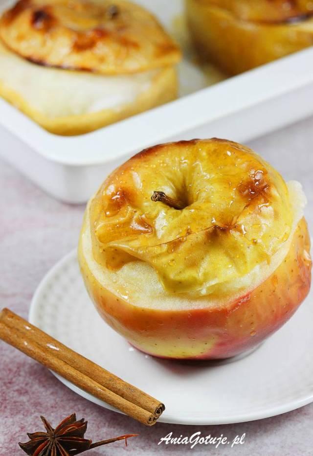 Запеченные яблоки, 5 шт.