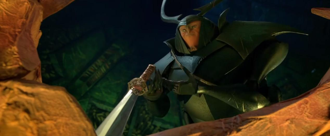 est100 一些攝影(some photos): Kubo and the Two Strings (2016), '久保與二弦琴'/ '酷寶:魔弦傳說'