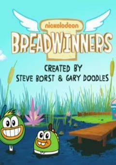 Breadwinners Rocket Van : breadwinners, rocket, Breadwinners, Watch, Cartoons, Online,, Anime, English