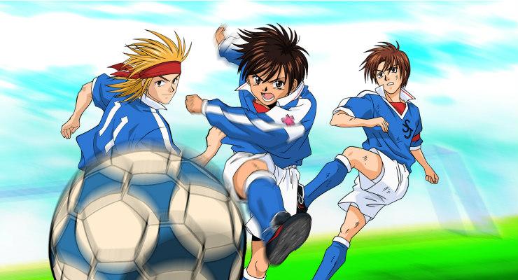 Melhores Animes de Futebol para assistir antes de uma pelada com os amigos