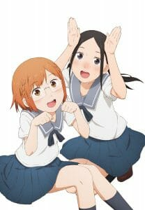 Chio's School Road Anime Visual