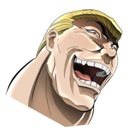 Baki Anime Character Visual