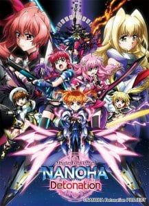 Magical Girl Lyrical Nanoha Detonation Visual