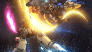 Mobile Suit Gundam NT Still