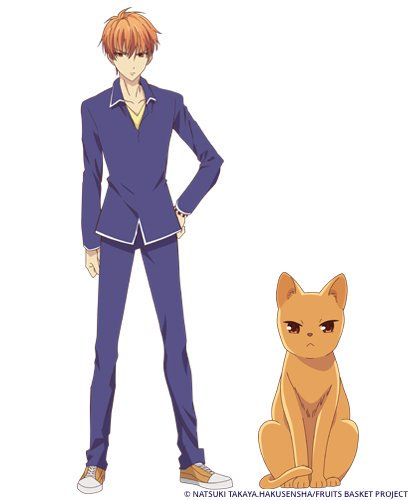 which fruits basket character would you date
