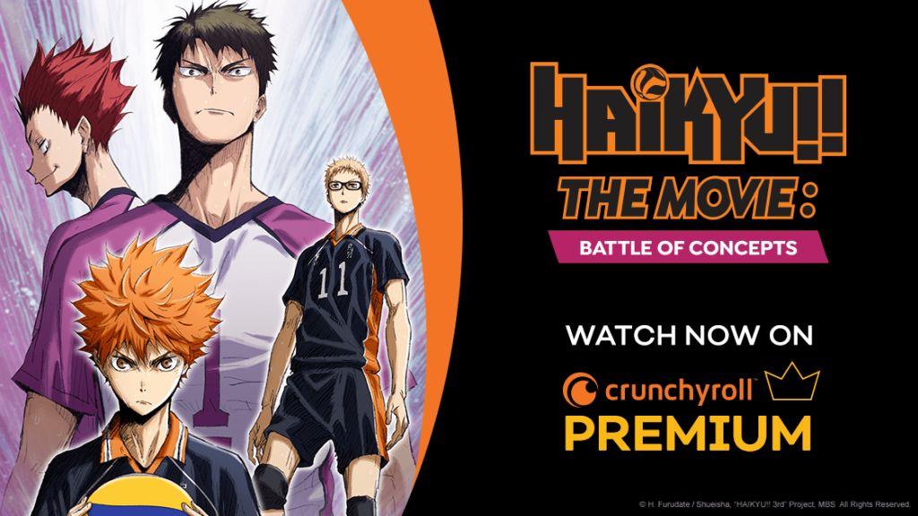 Haikyu The Movie Battle of Concepts Horizontal Visual