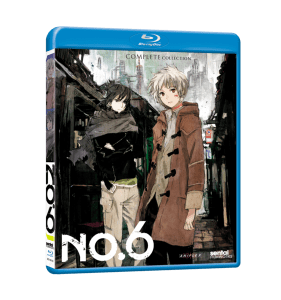 No 6 Blu-Ray Boxart