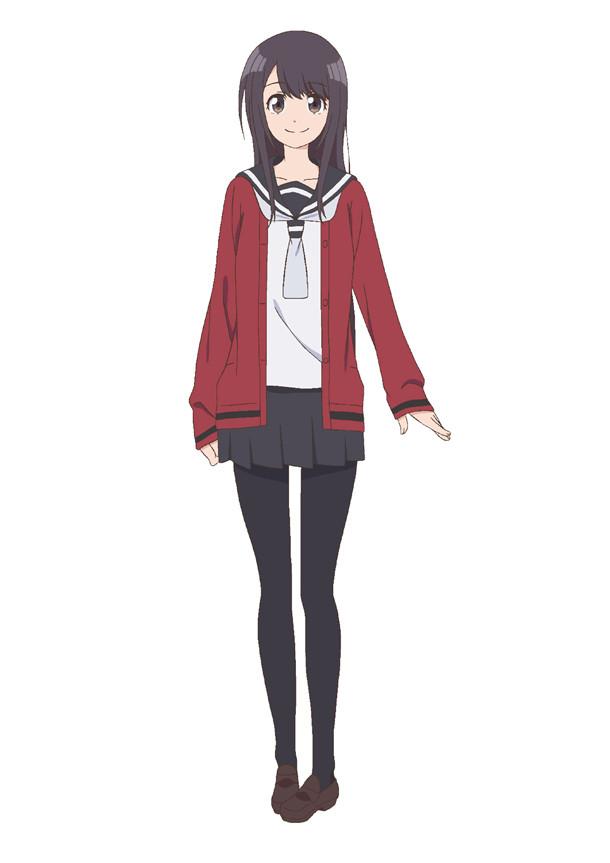 Senryu Shojo Character Visual Nanako Yukishiro