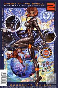 Manga Ghost In The Shell : manga, ghost, shell, Ghost, Shell, (manga), Review, Anime, Network