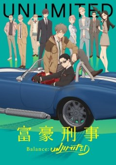 The Millionaire Detective Anime Restarts Airing From 1st Episode ...