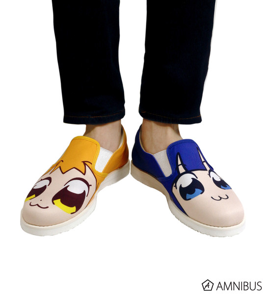 Pop Team Epic Shoes