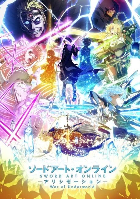 Sword Art Online - Saison 3 Episode 24 Vostfr : sword, online, saison, episode, vostfr, Sword, Online:, Alicization, Underworld, Anime's, 'Last, Season', Confirmed, April, Anime, Network