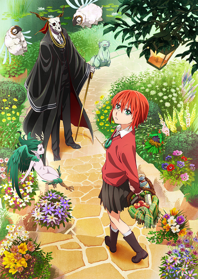 The Ancient Magus Bride Anime : ancient, magus, bride, anime, Ancient, Magus', Bride, Anime, Previewed, Promo, Video,, Visual, Network