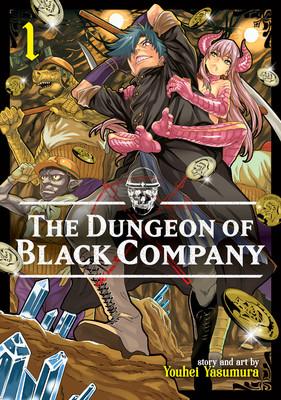 Black Company Tv Series : black, company, series, Dungeon, Black, Company, Manga, Listed, Anime, Network