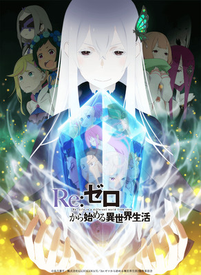 Re:ZERO Anime's PV Looks Back on Events of 1st Half of Season 2