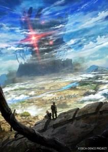 Anime Orisinal Deca-Dence Akan Tayang Di Funimation Musim Panas Ini 2