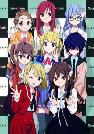 Streaming Your Lie In April Sub Indo : streaming, april, Streaming, Anime, Anohana