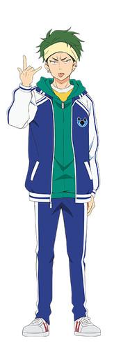 Bakuten !! el anime sobre gimnasia rítmica revela elenco, personal y canción de apertura 12