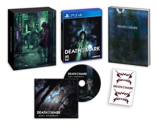 death mark   Limited Edition