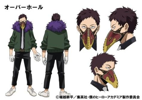 Resultado de imagen para overhaul anime