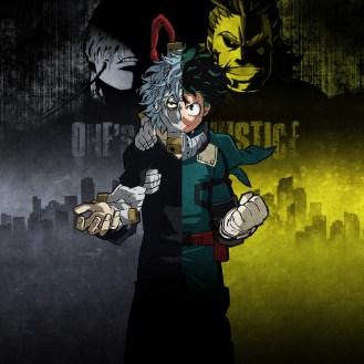 My Hero Academia Game