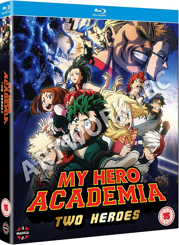 My Hero Academia The Two Heroes : academia, heroes, Amazon, Lists, Academia:, Heroes, Release, April, Anime