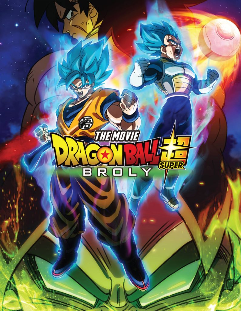 Dragon Ball En Streaming : dragon, streaming, Dragon, Super:, Broly, Streaming, Netflix, Anime