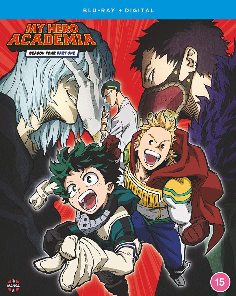 My Hero Academia Mechant : academia, mechant, Academia, Season, Review, Anime