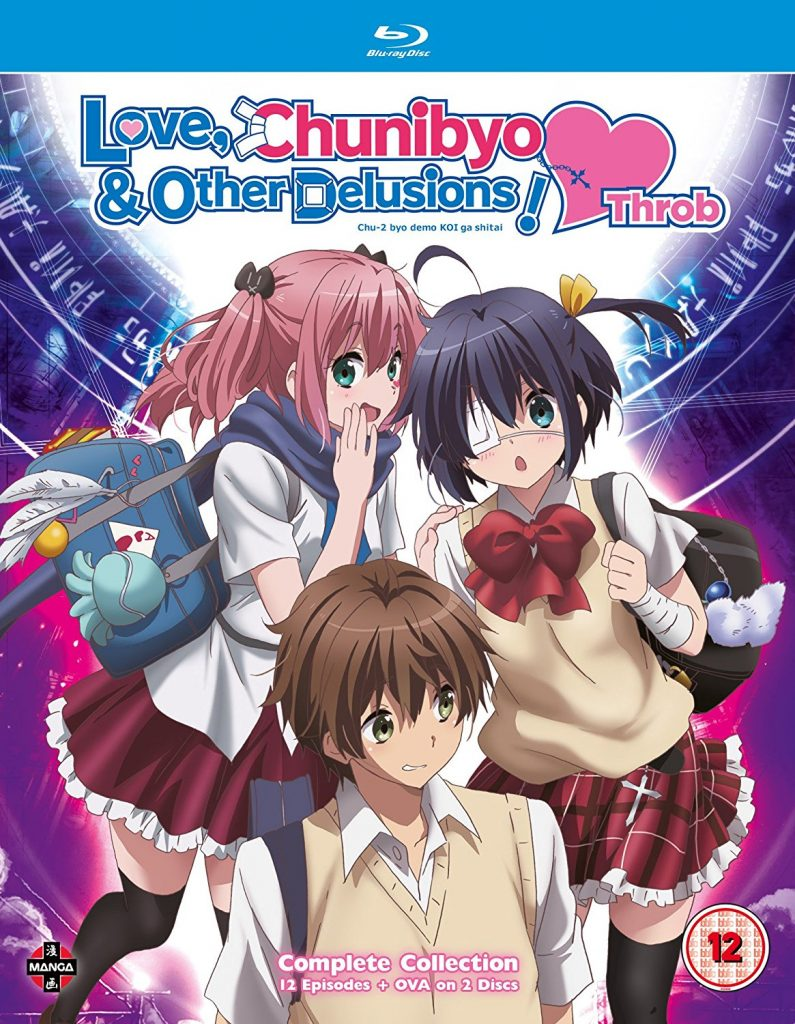 Love Chunibyo & Other Delusions Anime Order : chunibyo, other, delusions, anime, order, Review, Love,, Chunibyo, Other, Delusions, Heart, Throb, Anime