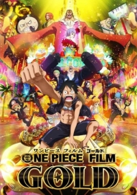 One Piece Film Gold Streaming : piece, streaming, Piece, Film:, (Anime), AniSearch