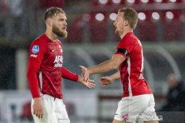 Hasil Liga Belanda: AZ naik posisi kedua usai kalahkan Sparta