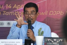 DJPb NTB sebut penyaluran dana desa triwulan satu Rp283,5 miliar
