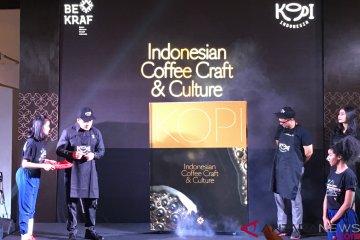 Kopi Indonesian Coffee Craft Culture Perjalanan Si Hitam Di Nusantara Antara News