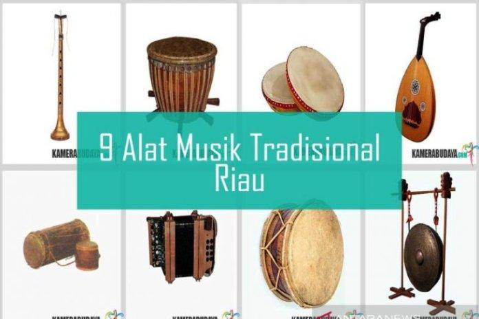 Pelestarian Tradisi Sastra Lisan Asli Daerah Di Riau Antara News Jambi