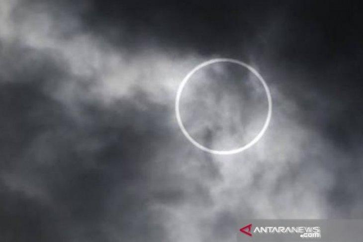 Lapan: Gerhana matahari cincin pada 10 Juni