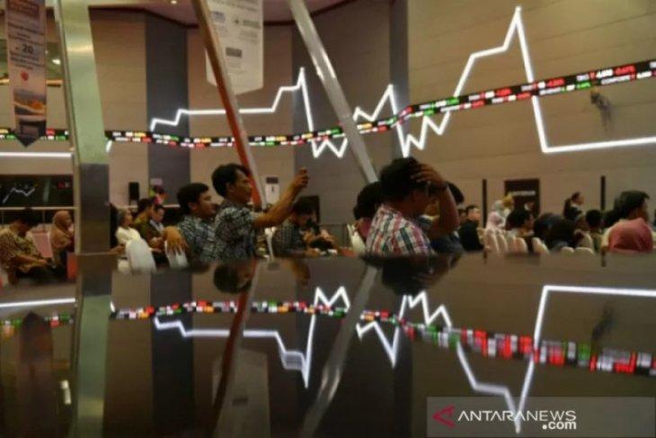 IHSG ditutup naik, terkerek saham infrastruktur