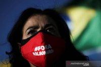 Jumah kematian COVID-19 di Brazil lampaui 1/4 juta