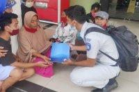Jasa Raharja Bali serahkan santunan korban kecelakaan kurang dari 1×24 jam