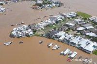Sydney hadapi banjir terparah, Australia evakuasi ribuan orang