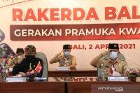 Wagub ajak Pramuka selaraskan program kerja dengan Pemprov Bali