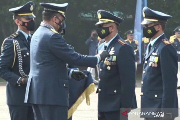 HUT ke-75, Kasau bertekad jadikan TNI AU disegani di regional