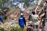 Gempa berkekuatan 6,2 M guncang Kabupaten Blitar
